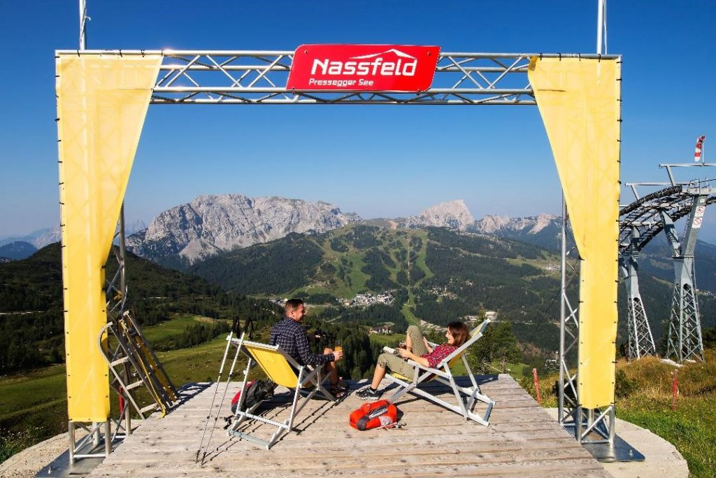 Sonnenalpe apartments Nassfeld - Photo spot