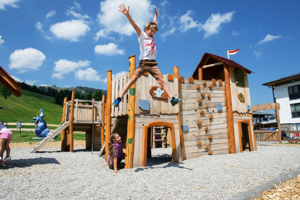 Sonnenalpe apartments Nassfeld - Summer holidays in Nassfeld