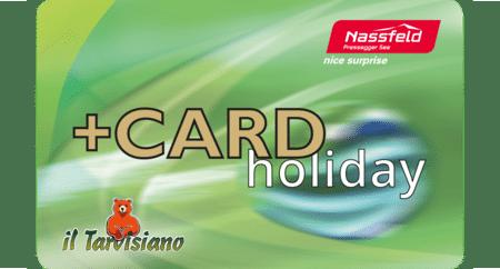 +card Holiday - appartamenti Sonnenalpe Nassfeld